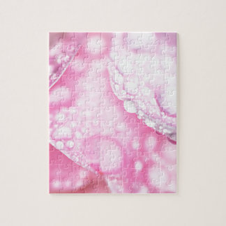 Pink after rain puzzle