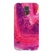 Pink Agathe Case For Galaxy S5
