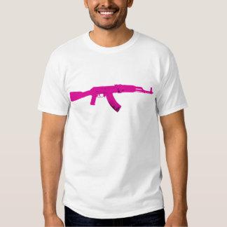 Pink AK-47 T-shirt
