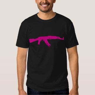 Pink AK-47 T Shirt