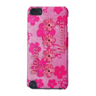 Pink Aloha Hawaii iPod Touch (5th Generation) Case
