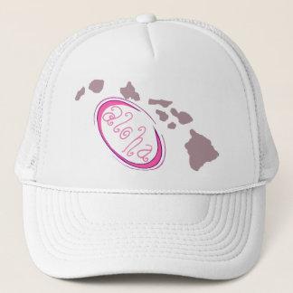 Pink Aloha Trucker Hat! Trucker Hat