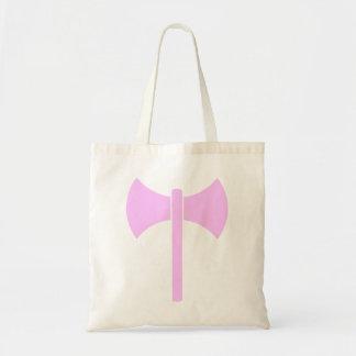 Pink Amazon Symbol Tote Bag