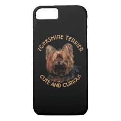 Case-Mate Barely There iPhone 7 Case with Yorkshire Terrier Phone Cases design