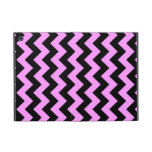Pink and Black Zigzag Covers For iPad Mini