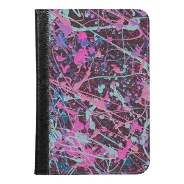 Pink and Blue iPad Mini Case