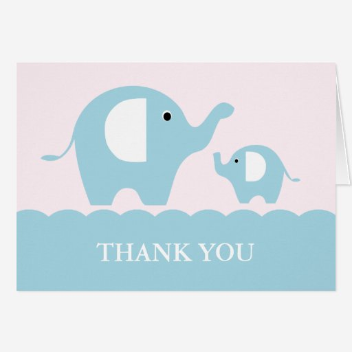 custom baby thank you foldedcards templates for boy page4