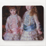 Pink and Blue or, The Cahen d'Anvers Girls, 1881 Mouse Pad