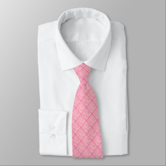 Pink and Blush Neck Tie