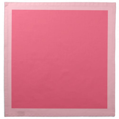 Pink and Bright Pink Napkins