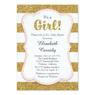 Girl Baby Shower Invitations Announcements Zazzle, Baby Shower Invitations