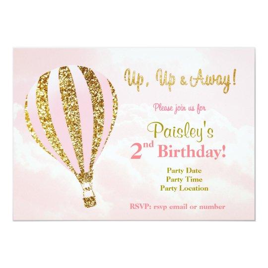 Balloon party invitation eczalinf balloon party invitation filmwisefo