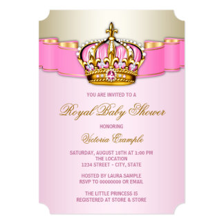 Royal Princess Baby Shower Invitations correctly perfect ideas for your invitation layout