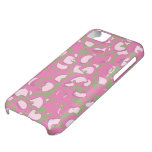 Pink and Green Abstract Iphone case iPhone 5C Cases