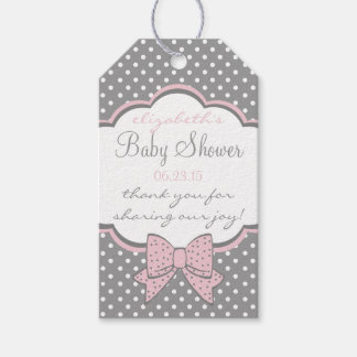 Baby Shower Thank You Gift Tags | Zazzle