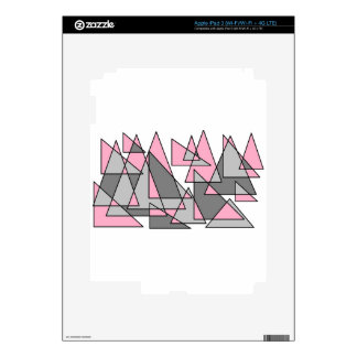 pink and grey triangles.jpg skins for iPad 3