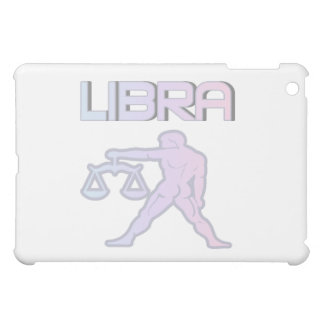 Pink and Lilac Libra Horoscope  Case For The iPad Mini