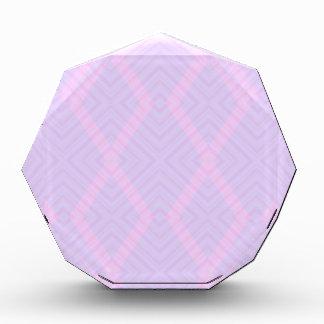 Pink and Magenta Geometry Award