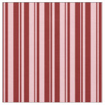 [ Thumbnail: Pink and Maroon Striped/Lined Pattern Fabric ]