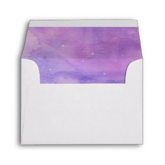 Pink and Mauve Galaxy Envelope