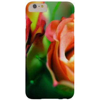 Pink and Orange Mini tea Roses iPhone 6 Plus Case