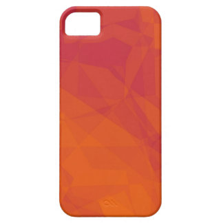 pink and orange texture iphone case