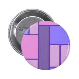 Pink And Purple Abstract Badges