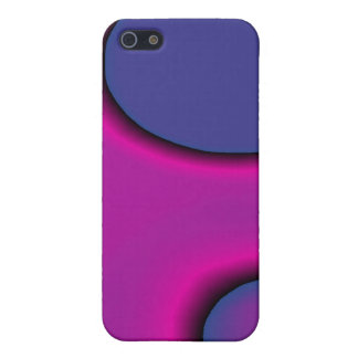 pink and purple abstract i iPhone 5 cases
