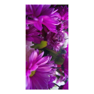 Pink and Purple Assortment Card