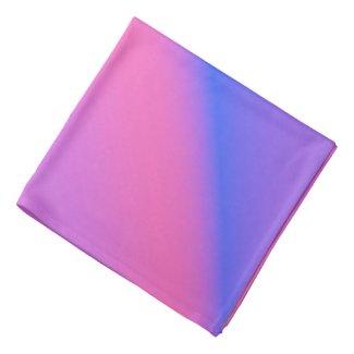 Pink and Purple Bandana