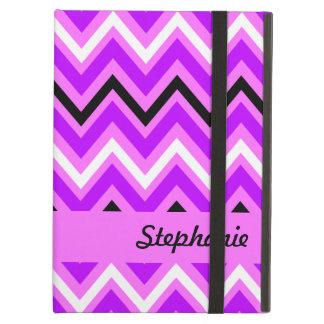 Purple and pink chevron pattern - photo#27