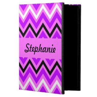 Pink and Purple Chevron Pattern Powis iPad Air 2 Case