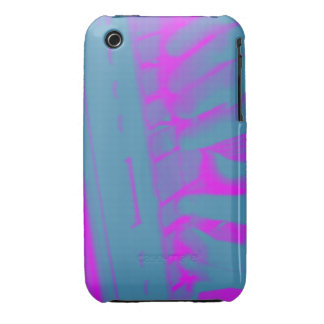Pink and Purple Court Reporter Case-Mate iPhone 3 Case
