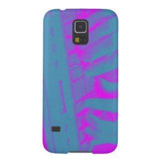 Pink and Purple Court Reporter Galaxy S5 Cover