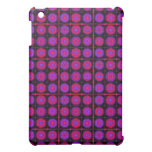 Pink and Purple Fractal Collage Case For The iPad Mini