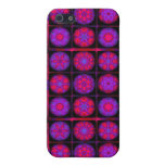 Pink and Purple Fractal Collage iPhone 5 Cover