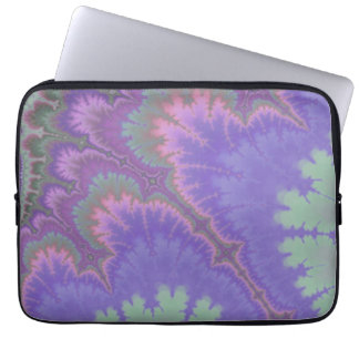 Pink And Purple Paisley Laptop Sleeves