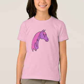 Pink and Purple Pony! T-Shirt
