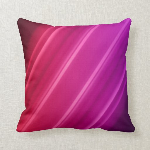 Pink Purple Decorative Pillows : Pink and Purple Throw Pillow 20