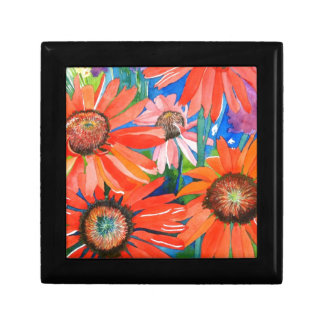 Pink and Red Coneflowers Gift Boxes