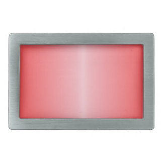 Pink and Red Gradient Belt Buckles