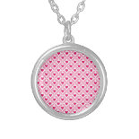 Pink and Red Valentine's Day Hearts Pattern Jewelry