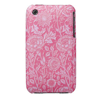 Pink and Rose Case-Mate iPhone 3 Case