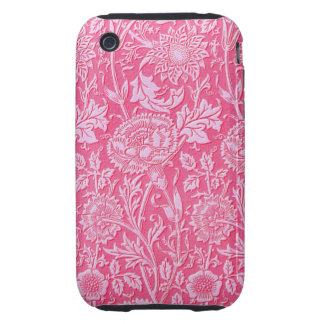 Pink and Rose Tough iPhone 3 Cover