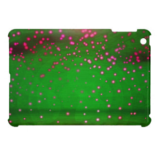 Pink And Violet Flickering Lights iPad Mini Cases