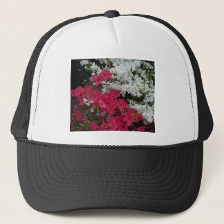 Pink and White Azaleas Trucker Hat