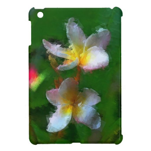 Pink And White Flower Multiple Products iPad Mini Cover