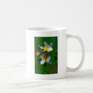 Pink And White Flower Multiple Products Coffee Mug