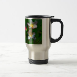 Pink And White Flower Multiple Products Mugs