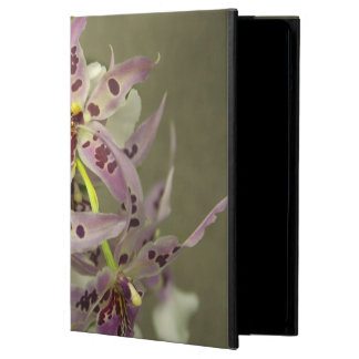 Pink and White Orchids iPad Air Cover